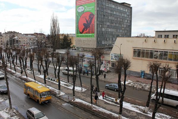 Однокомнатная квартирапосуточно в Виннице, Замостянский район, ул. Замостянская, 25