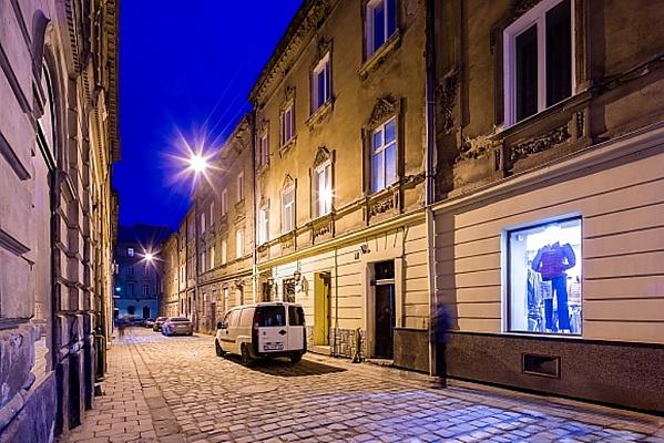 Однокомнатная квартирапосуточно в Львове, Галицкий район, ул. Яна Жижки, 9