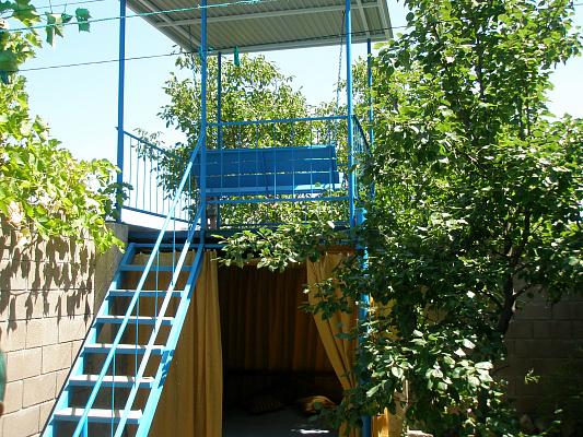 Дом посуточно в Алуште, пер. Краснофлотский, 11