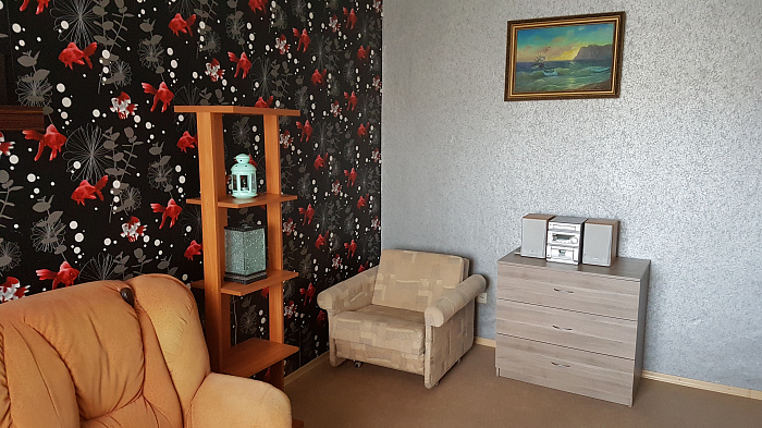 Двухкомнатная квартирапосуточно в Коктебеле, ул. Ленина, 123а