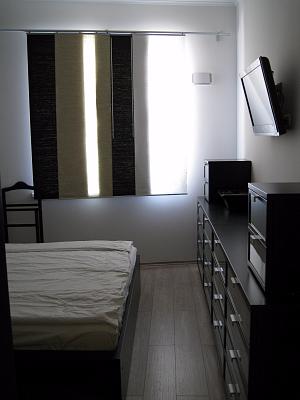 Двухкомнатная квартирапосуточно в Гурзуфе, ул. Строителей, 3а