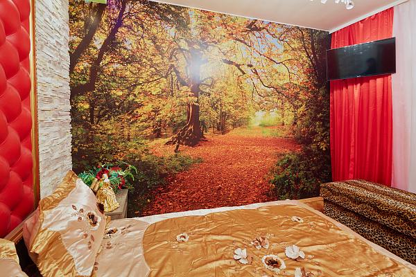 Однокомнатная квартирапосуточно в Львове, Галицкий район, пл. Рынок, 38