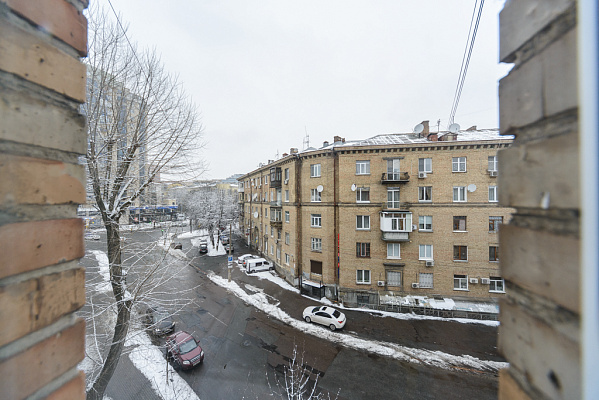 Однокомнатная квартирапосуточно в Киеве, Печерский район, ул. Цитадельная, 9