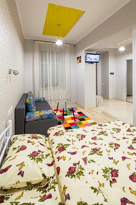 Однокомнатная квартирапосуточно в Львове, Лычаковский район, ул. Пекарская, 16