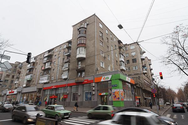 Двухкомнатная квартирапосуточно в Харькове, Киевский район, ул. Пушкинская, 54