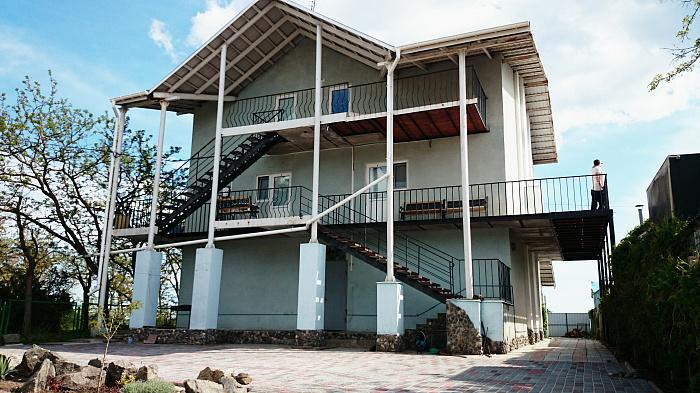 Дом посуточно в Рыбаковке, Квартал 2, 16-б