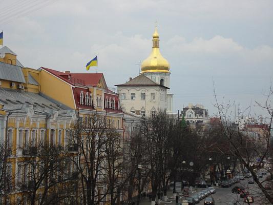 Двухкомнатная квартирапосуточно в Киеве, Шевченковский район, ул. Владимирская, 37