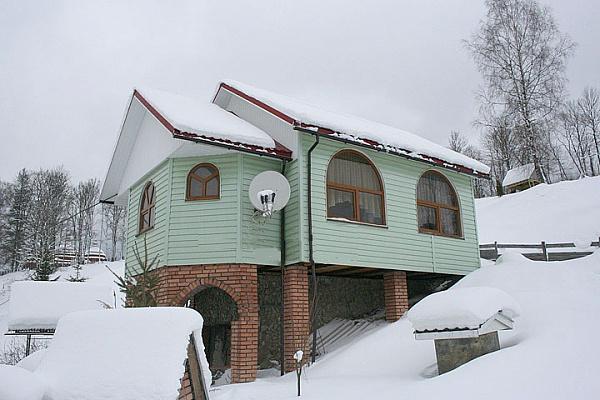 Дом посуточно в Волосянке, ул. И. Франка, 5