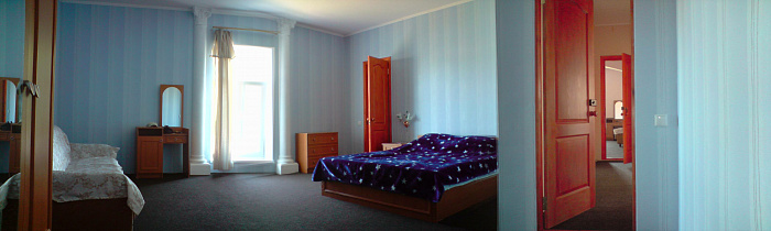 Мини-отель посуточно в Кирилловке, ул. Зеленая, 15а