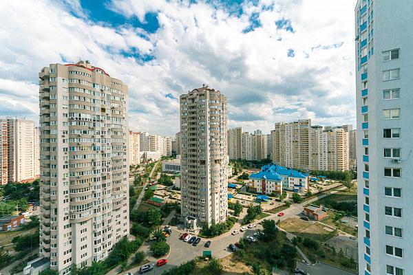 Однокомнатная квартирапосуточно в Киеве, Дарницкий район, ул. Урловская, 23а