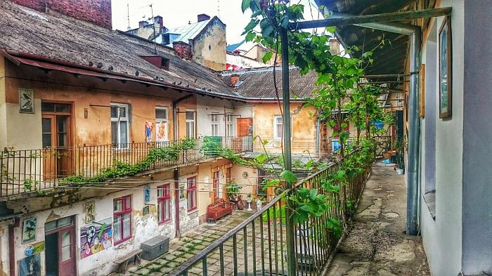Однокомнатная квартирапосуточно в Львове, Галицкий район, ул. Князя Льва, 2