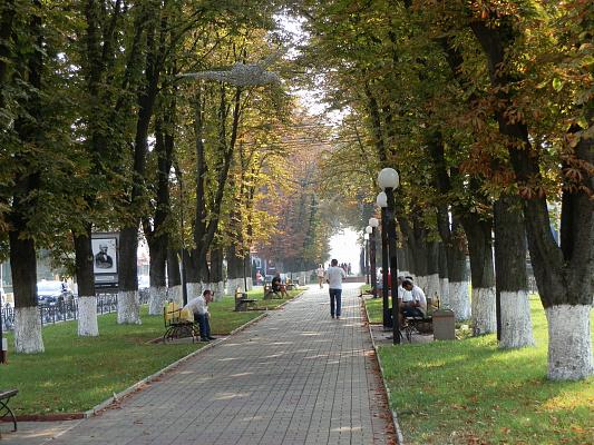 Однокомнатная квартирапосуточно в Виннице, Ленинский район, пл. Гагарина, 4