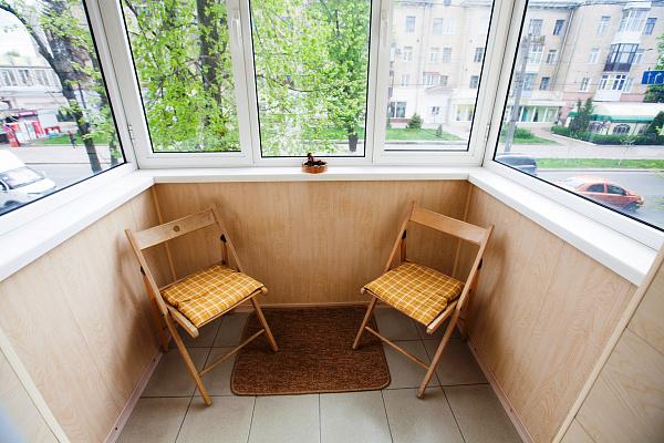 Однокомнатная квартирапосуточно в Полтаве, Октябрьский район, ул. Европейская, 12