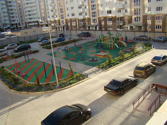 Однокомнатная квартирапосуточно в Севастополе, Гагаринский район, пр-т Античный, 12