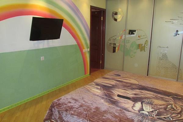 Двухкомнатная квартирапосуточно в Партените, Фрунзенское шоссе, 11а