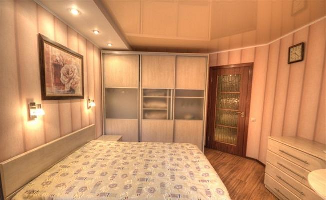 Двухкомнатная квартирапосуточно в Партените, ул. Партенитская, 11