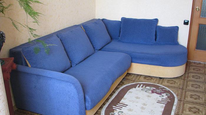 Двухкомнатная квартирапосуточно в Сергеевке, ул. Буджакская, 1
