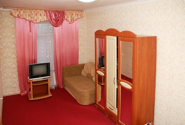 Однокомнатная квартирапосуточно в Львове, Галицкий район, ул. Пантелеймона Кулиша, 22