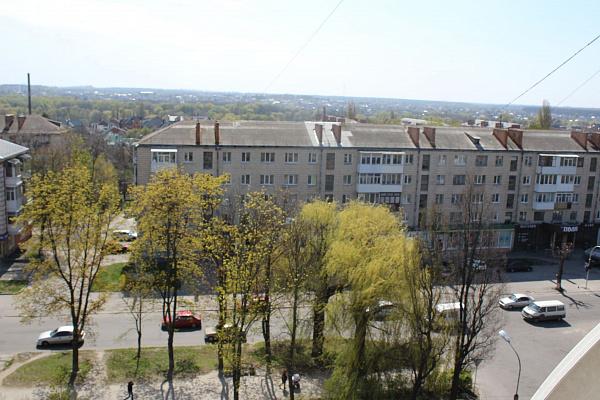 Однокомнатная квартирапосуточно в Белой Церкви, ул. Фастовская, 2
