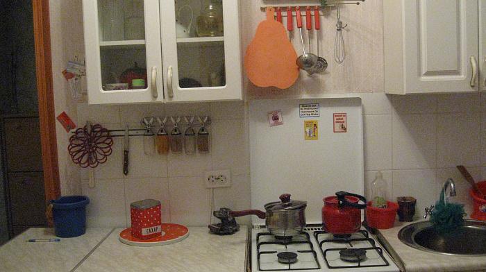 Двухкомнатная квартирапосуточно в Евпатории, ул. Полупанова, 62