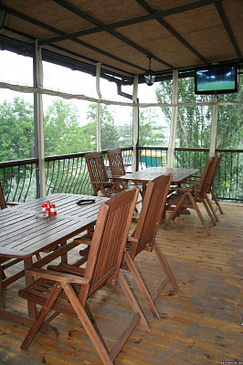 Мини-отель посуточно в Рыбаковке, Квартал 2, 9а