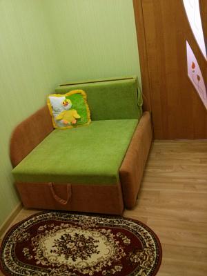 Однокомнатная квартирапосуточно в Евпатории, ул. Фрунзе, 23