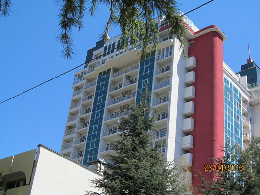 Двухкомнатная квартирапосуточно в Алуште, ул. Перекопская, 4в