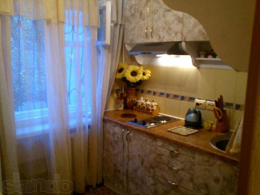Однокомнатная квартирапосуточно в Партените, ул. Солнечная, 3