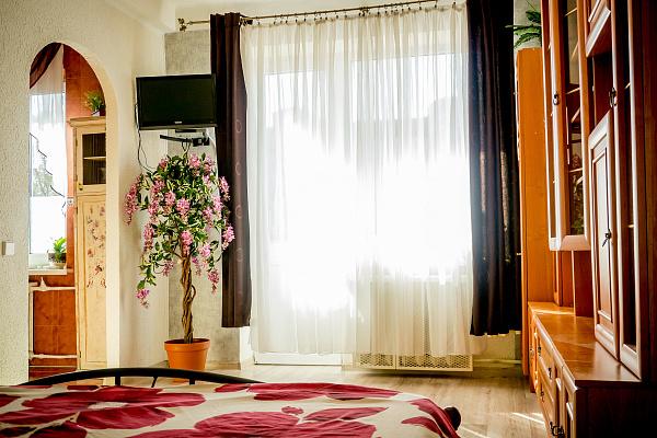 Однокомнатная квартирапосуточно в Киеве, Днепровский район, ул. Красноткацкая, 22
